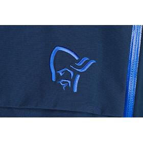 Norrøna Lofoten lange broek Heren blauw